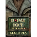 D-Day Dice : Legendes